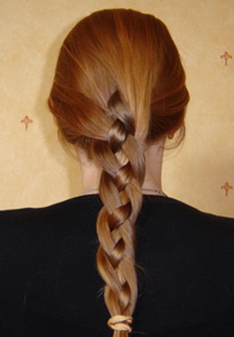 Tutorial4strand braid  Braids 4 strand braids and Strands