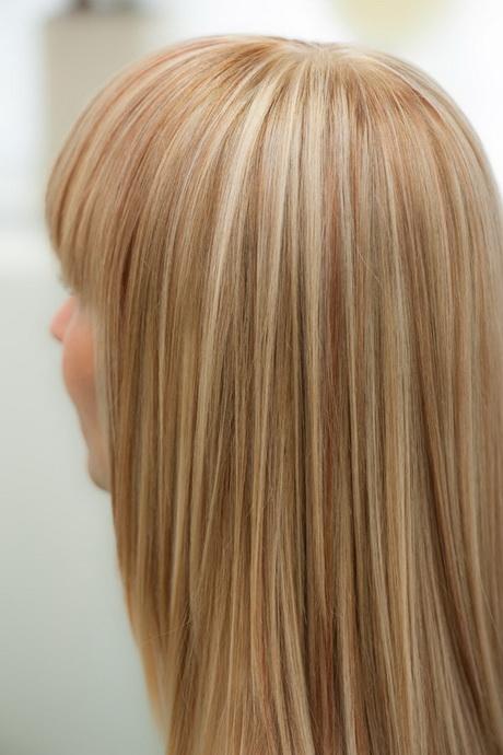 Blonde Haare Mit Braunen Str 228 Hnen