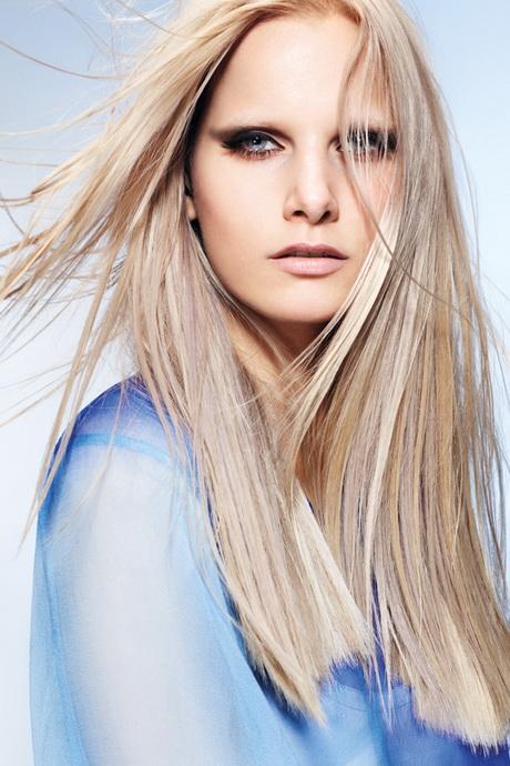 blonde lange haare frisuren