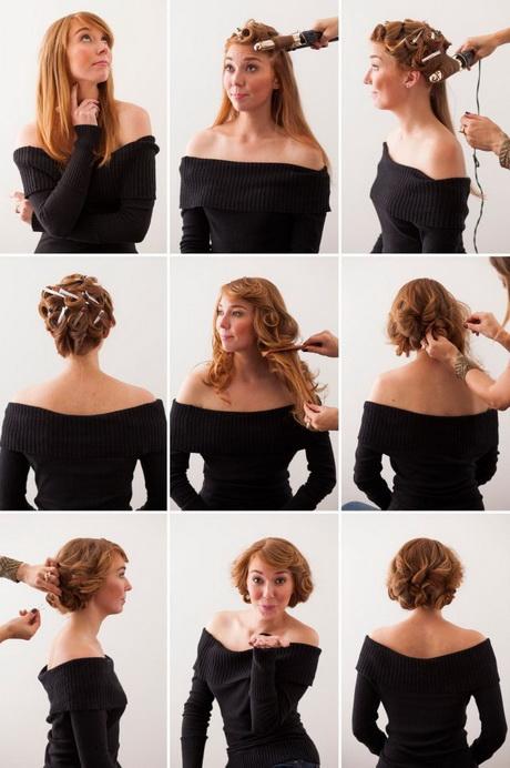 einfache frisuren zum selbermachen fuer lange haare
