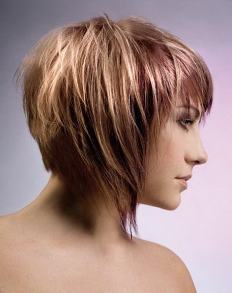Haarschnitt lang hinten