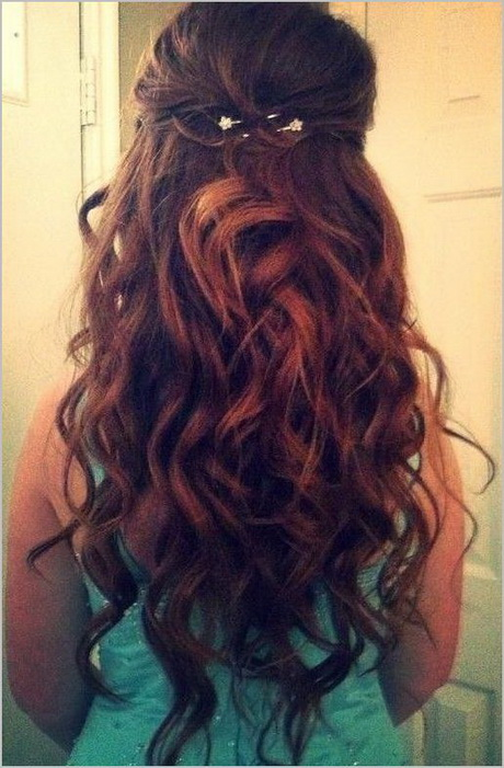styles for long curly hair frisuren f 252 r abschlussball 2414 | frisuren fr abschlussball 21 13