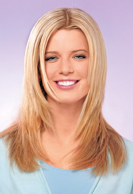 frisuren für lange dicke haare