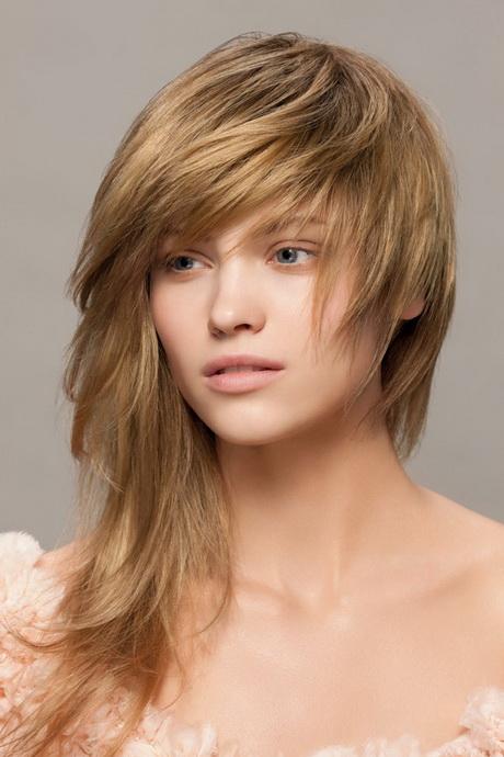 Frisuren glatt stufig