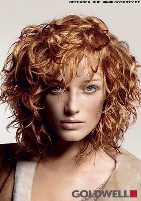 Schöne Halblange Frisuren