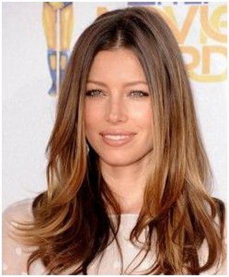 Frisurentrends Lange Haare