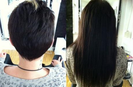 Von Kurz Auf Lange Haare