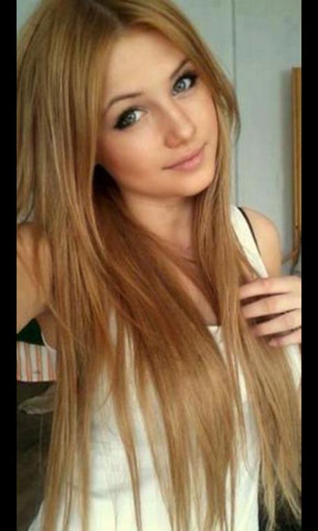 Hellblonde haare dunkler färben