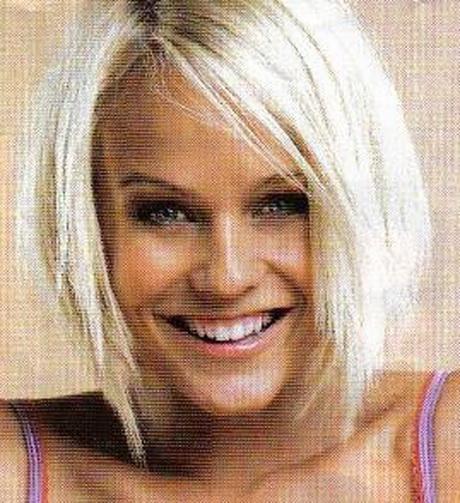 28 Frisuren Mittellang Vorne Gestuft: Kinnlange Frisuren
