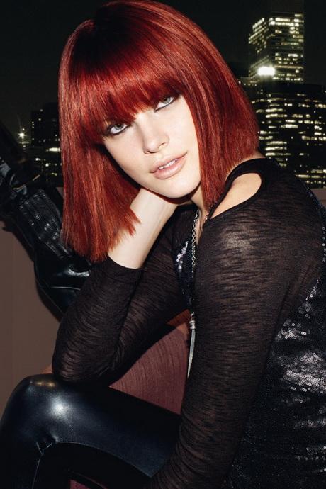 Rot Haar Frisuren