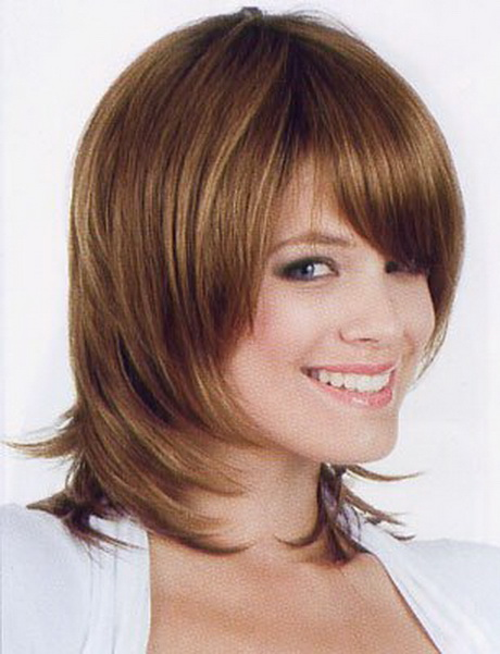 Haarschnitt Mittellang Dünnes Haar