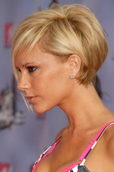 Victoria Beckham Kurze Haare
