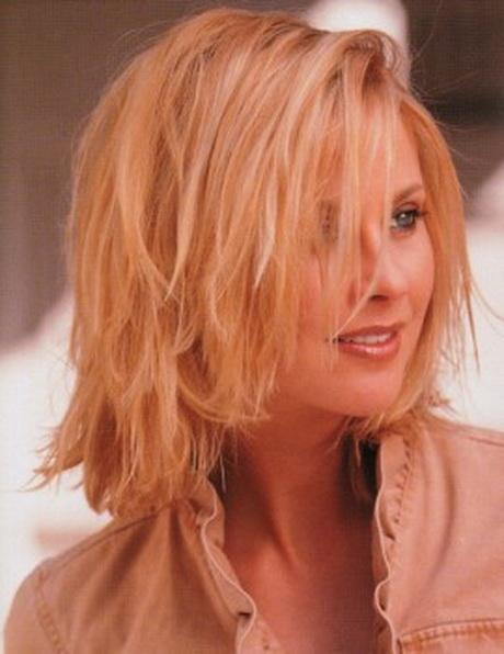 Frisuren Halblanges Haar Gestuft