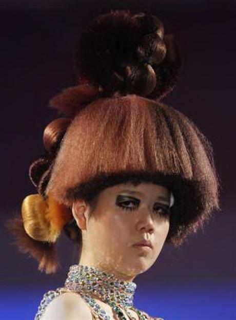 Verr 252 Ckte Haarfrisuren