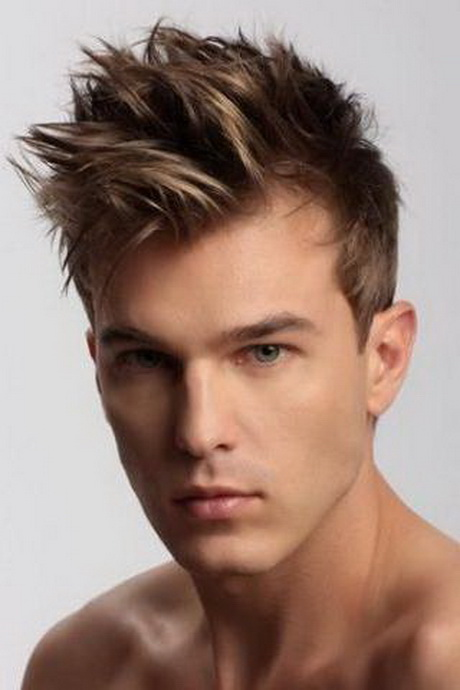 spikes hair style for men aktuelle herrenfrisur 6768 | aktuelle herrenfrisur 13 5