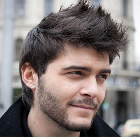 Modische Jungs Frisuren Bilder