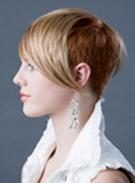 Frisuren Pixie Undercut