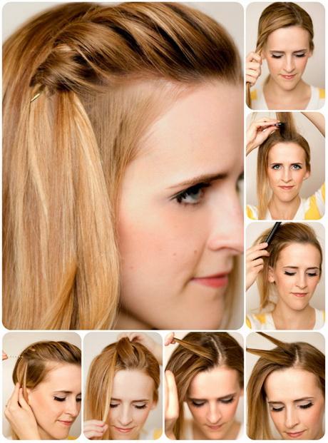 Konfirmationsfrisuren Schulterlange Haare