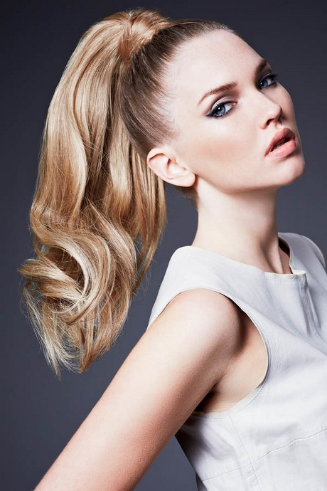 Ponytail Frisuren