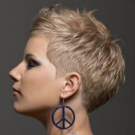 kurzhaarfrisuren blond 2017