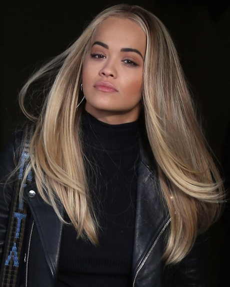 Platinum Blonde Hair Color Ideas For 2018 2019: Blonde Haare Trend 2018