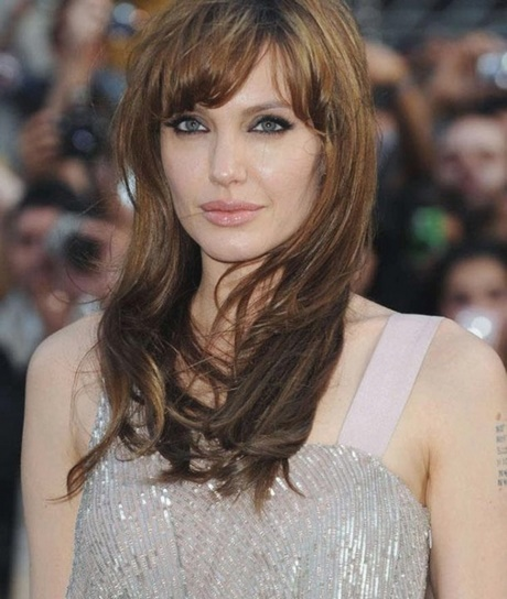 Jolie frisuren halblang