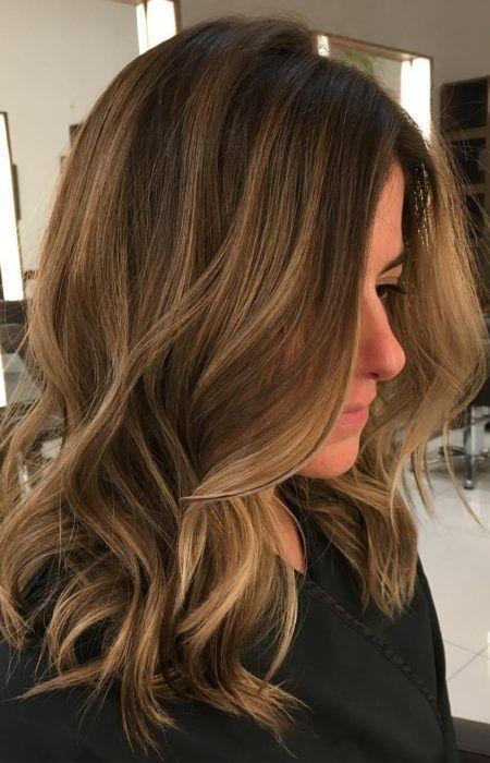 Moderne Haarfarben 2018