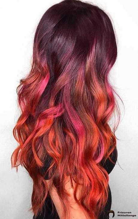 Farbtrends 2021 Haare