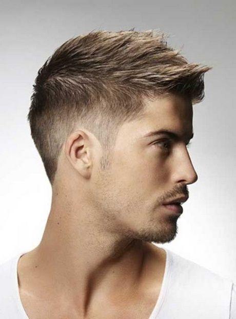 Frisur männer kurz 2021