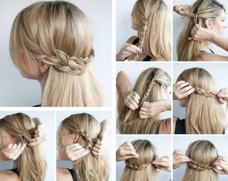 Frisuren fur lange haare in 5 minuten
