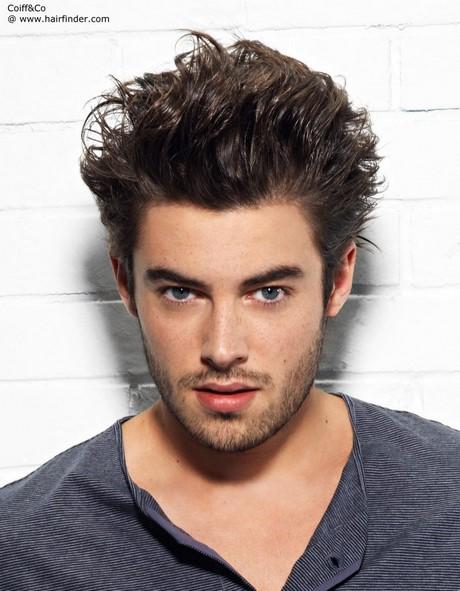locken frisuren männer kurz