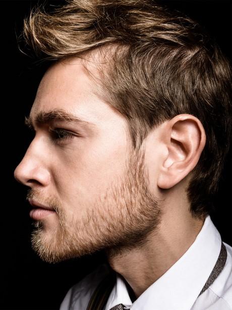 Männerfrisuren wenig haare