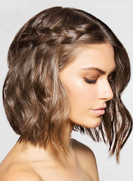 Zöpfe für schulterlanges haar