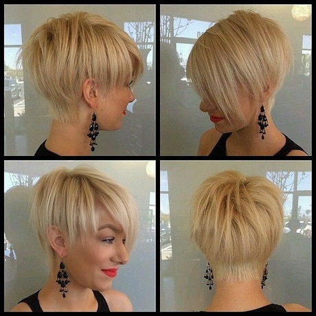 Moderne kurzhaarfrisuren f r damen 2016 for Kurzhaarfrisuren pinterest