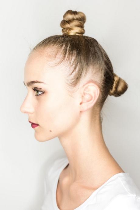 einfache frisuren für lange dünne haare