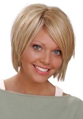 Frisuren Feines D 252 Nnes Haar Rundes Gesicht