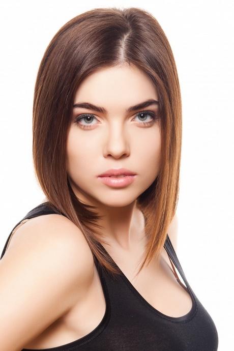 Frisuren fur feines und glattes haar