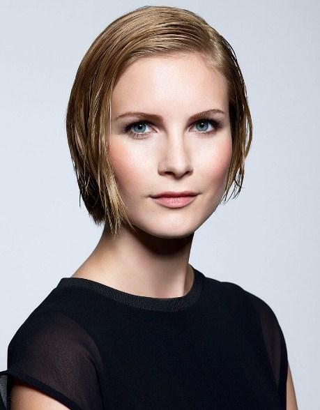frisuren für feines dünnes haar und schmales gesicht