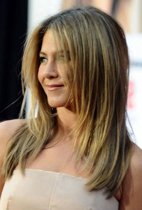haarschnitt lange dünne haare