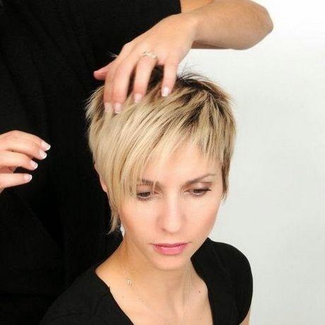 Kurze haare bei dünnen haaren