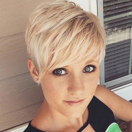 Kurzhaarfrisuren 2017 damen blond - Damen bob 2017 ...