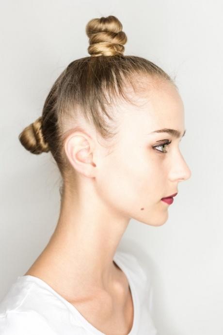 schnelle frisuren dünne haare