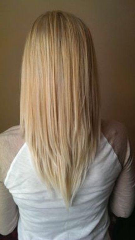 Stufenschnitt Lange Haare 2017