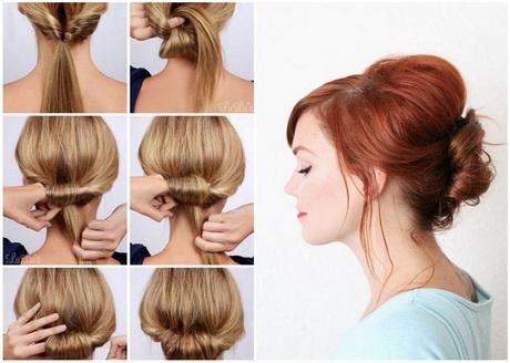 einfache flechtfrisuren für kurze haare