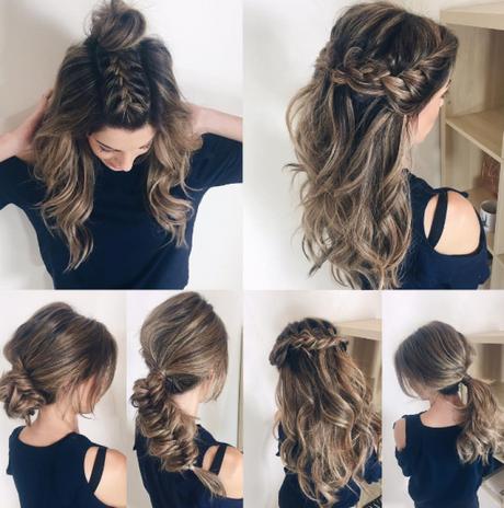 Haar Frisuren Zum Nachmachen