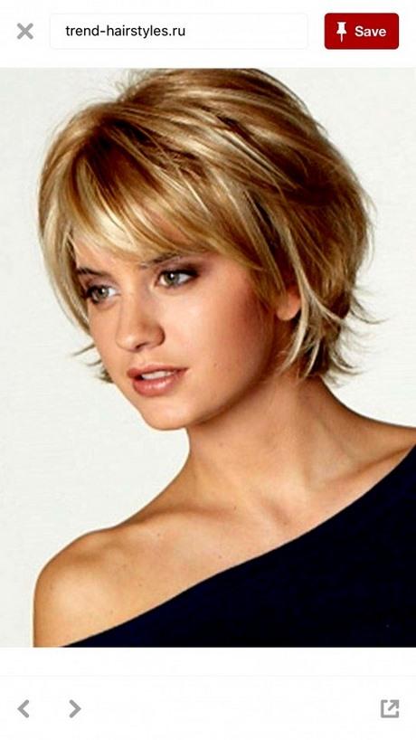 frisuren bei dünnem haar und rundem gesicht