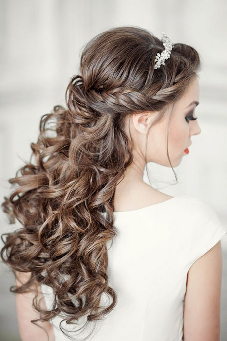 Image Result For Bridal Hairstyles With Hair Extensions