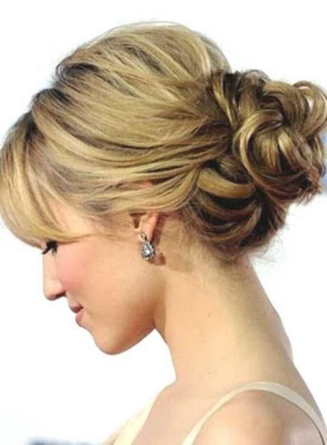 Schulterlange haare frisuren hochstecken