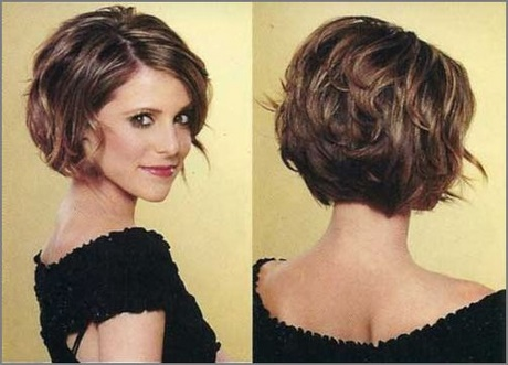 frisuren dicke haare kurz