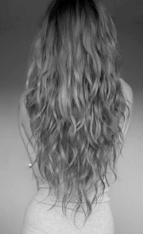 schöner schnitt für lange haare
